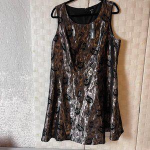 NWT APT 9 Sleeveless Dress 18W